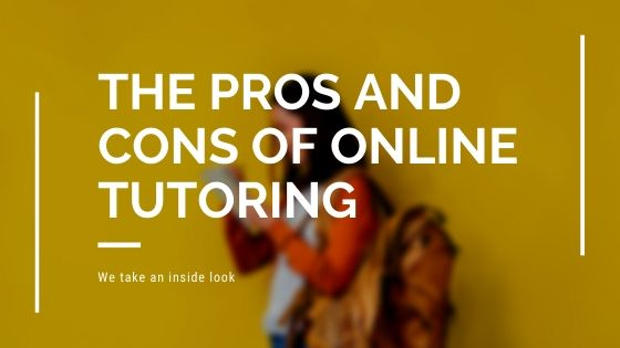 What are the Pros and Cons of Online Teaching?